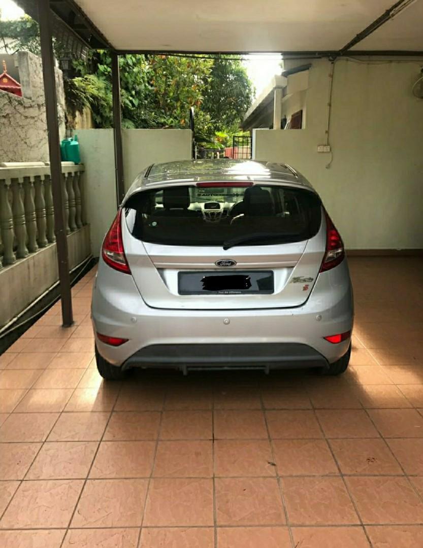 Ford Fiesta 1.6L Sport Auto Auto