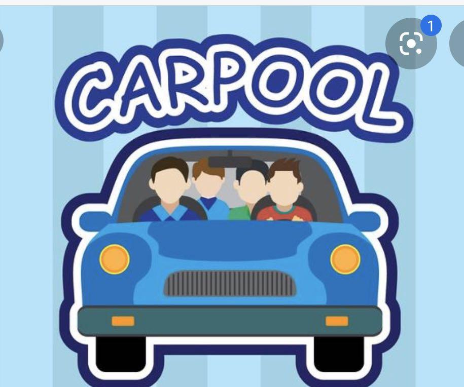 I am looking for carpool services from sengkang to Jurong East - weekday