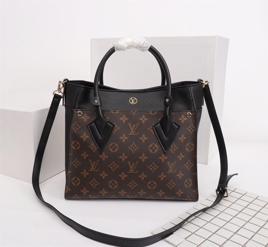 Louis Vuitton M53823 ON MY Side Handbag Size:30-27-13