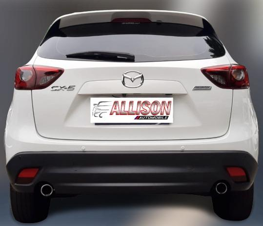 Mazda CX-5 GT 2.5 AT 2015 Putih, SunRoof,Dp 68,9 Jt, No Pol Genap
