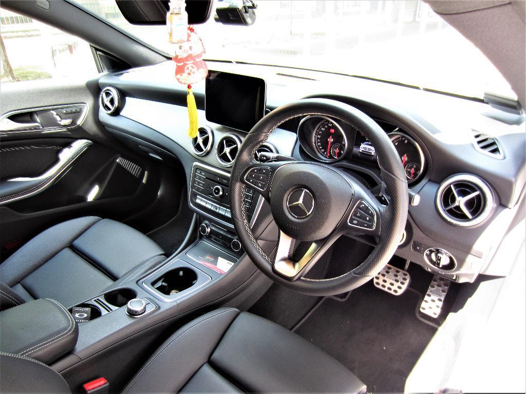 Mercedes-Benz CLA180 Mercedes-Benz CLA-Class CLA180 Urban Auto