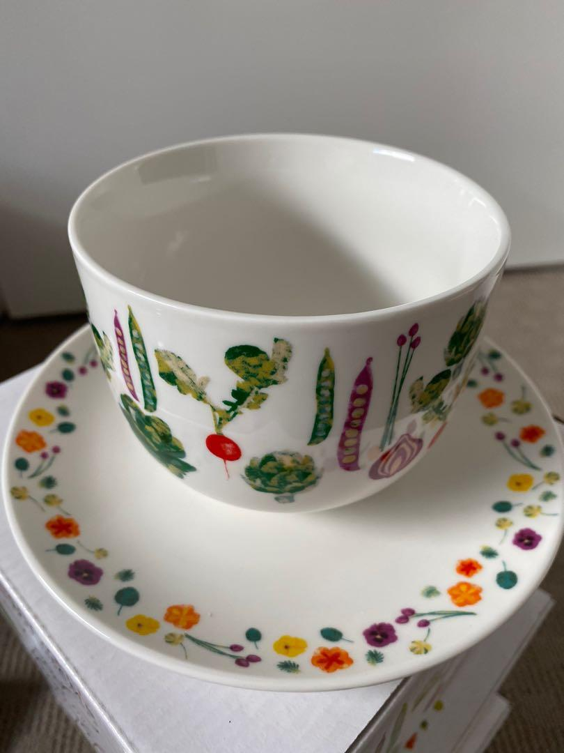 [NEW] Maxwell & Williams designer homeware soup cup and saucer 475 mL x 3 sets