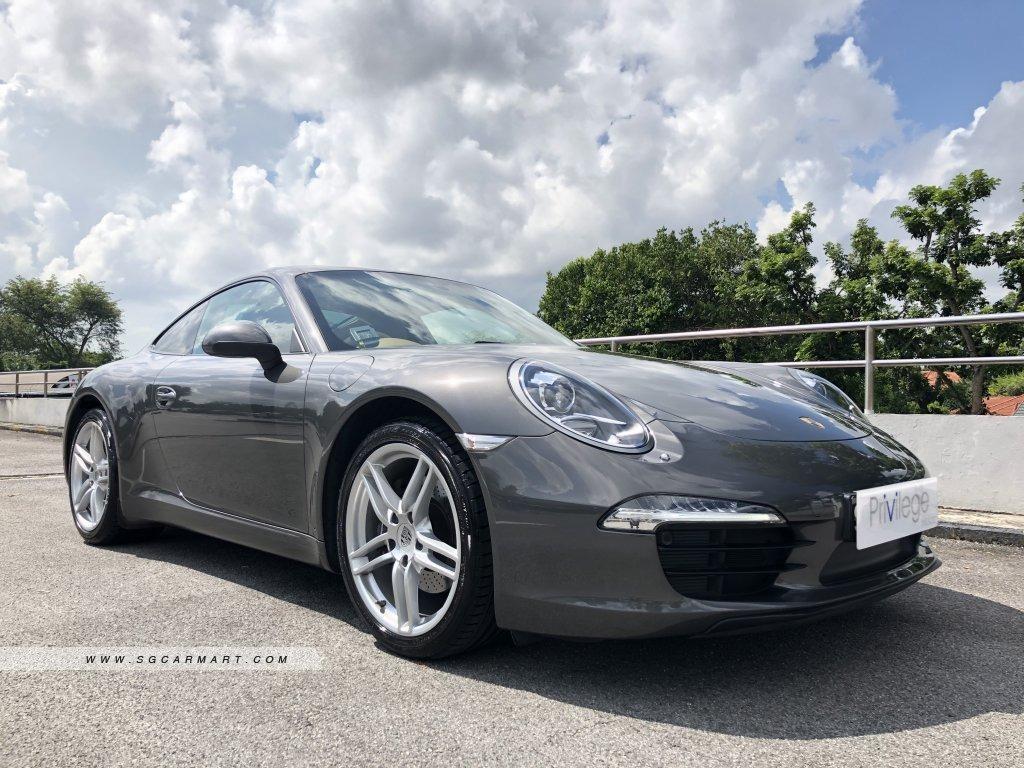 Porsche 911 3.4 Carrera 4 Coupe Auto