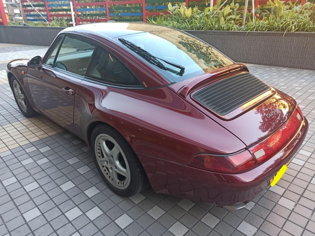 PORSCHE 991  993 TARGA 1996