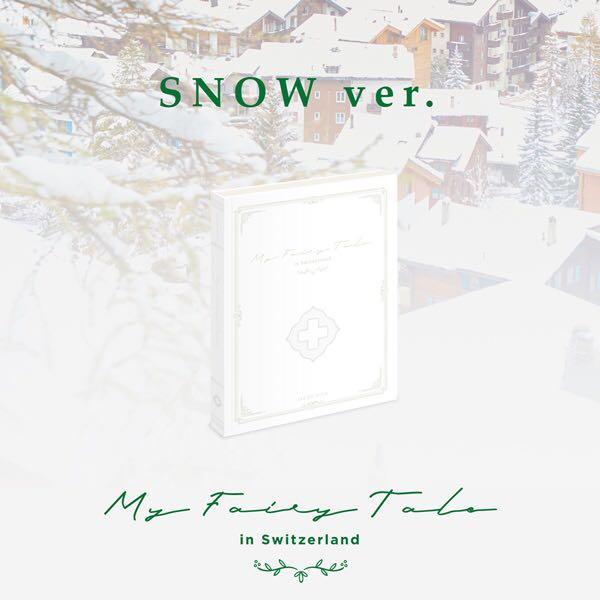 [Pre-Order] LEE JIN HYUK - My Fairy Tale Photobook