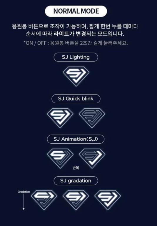 [Pre-order] SUPER JUNIOR OFFICIAL LIGHT STICK VER 2.0