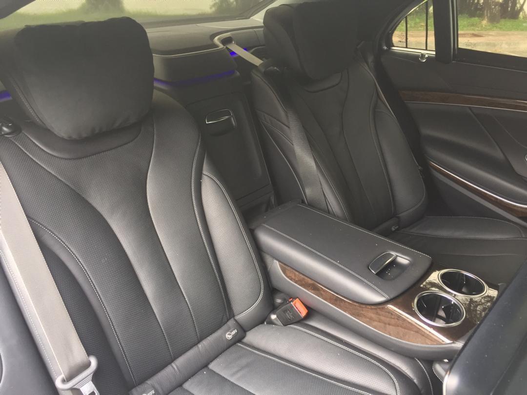 SEWA BELI>>MERCEDES BENZ S400 HYBRID (A) LOCAL SPEC 2016