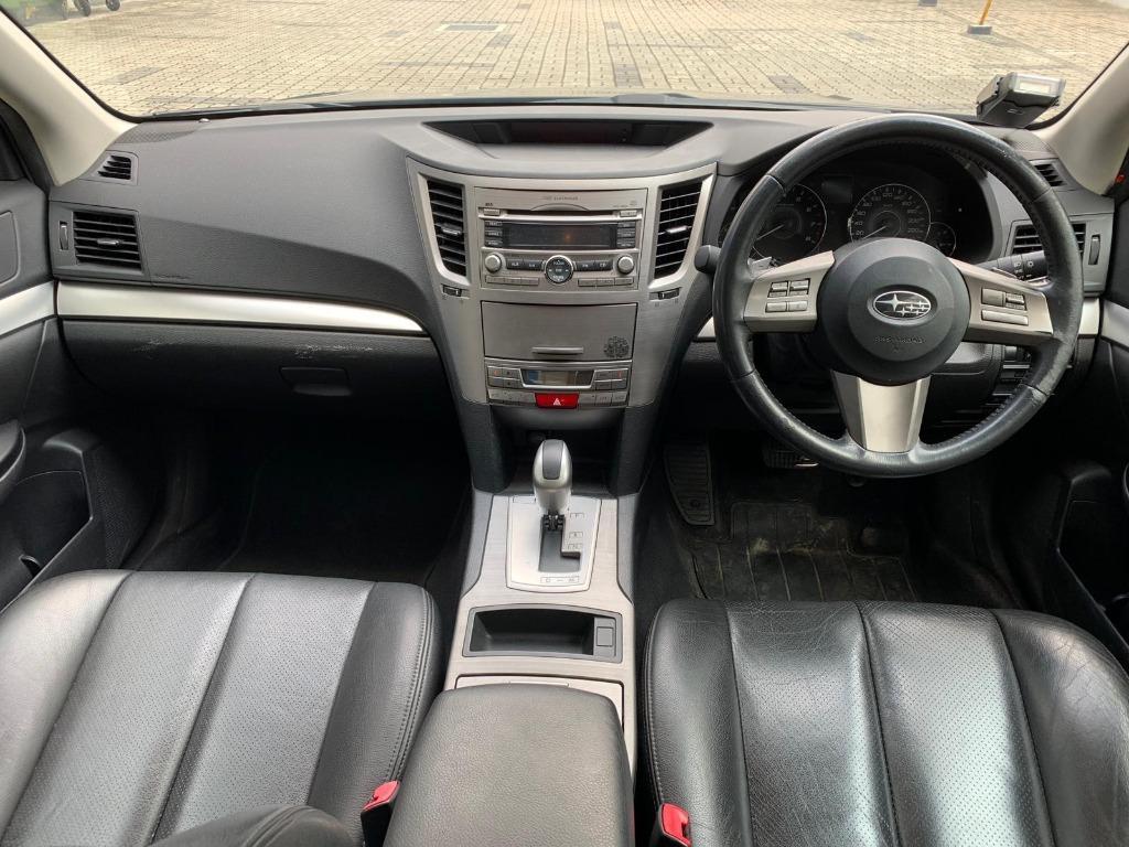 Subaru Legacy @ Way more affordable rates to Grab Rentals! Only $500 deposit!