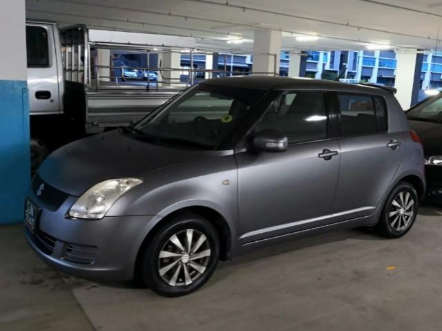 Suzuki Swift For Rent