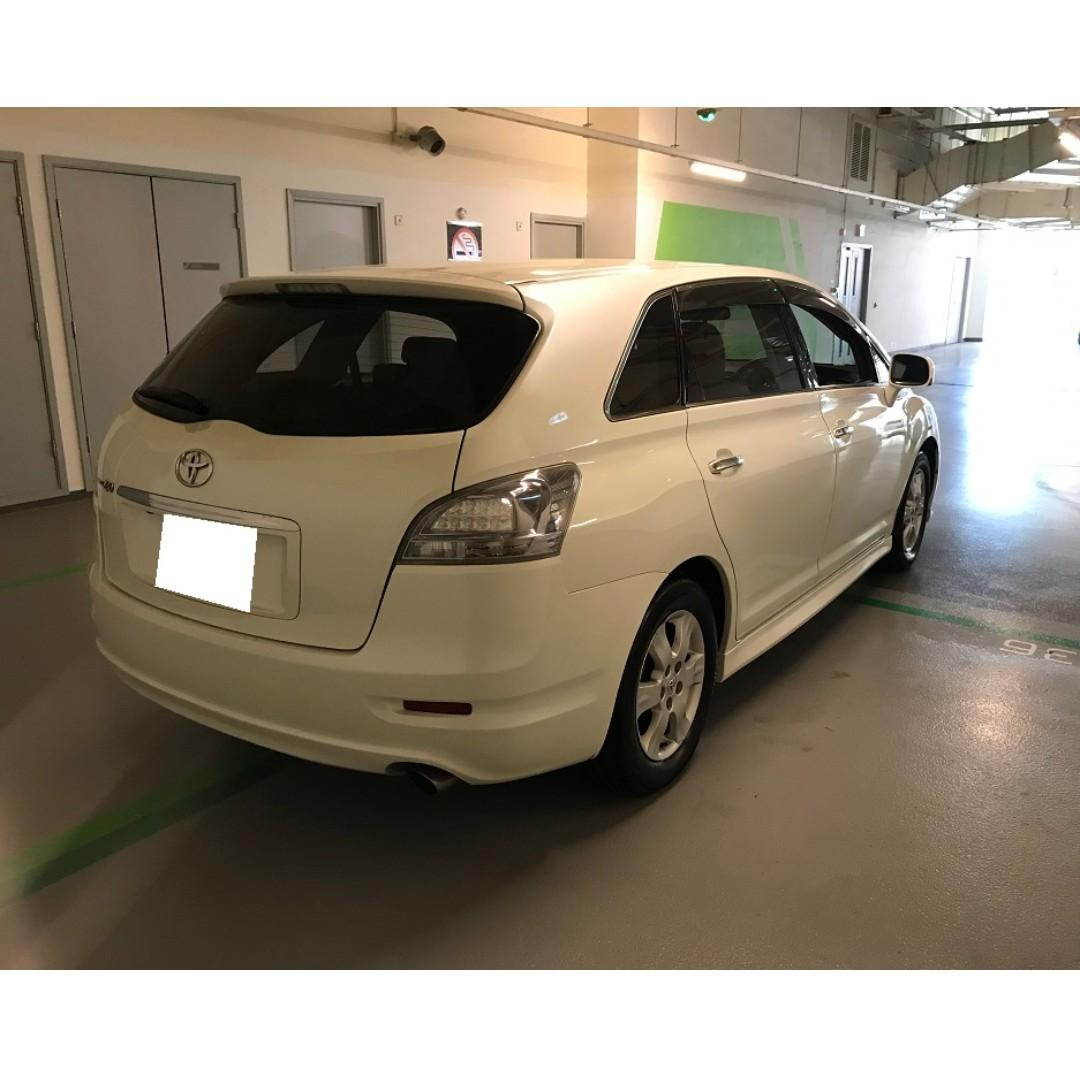 TOYOTA MARK X 2.5 2009