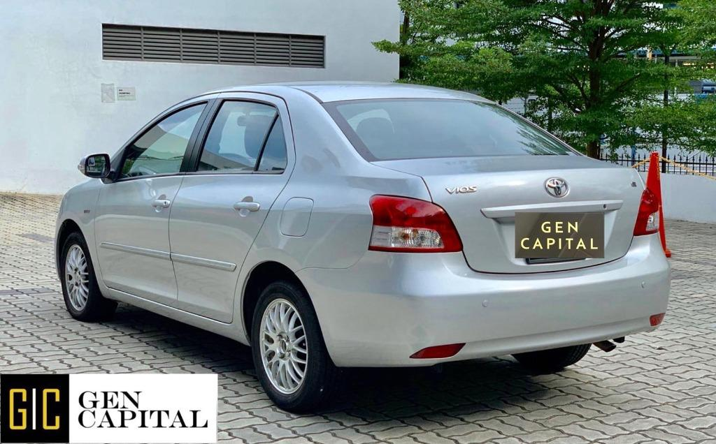 Toyota Vios @ Way more affordable rates to Grab Rentals! Only $500 deposit!