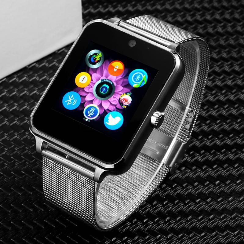 Sports Smart Touch Screen Smart Watch Z60 for Android&IOS