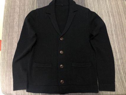 Muji 無印良品 US LIMITED 羊毛 西裝 針織衫  smart casual  毛衣