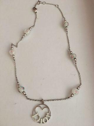 Dior項鍊