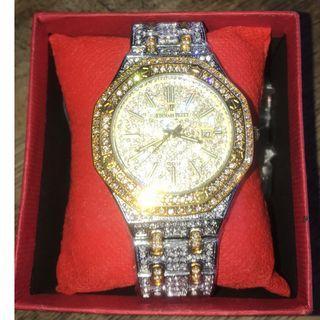 Icy Watch! (Audemars Piguet, Cartier, Patek Phillippe)