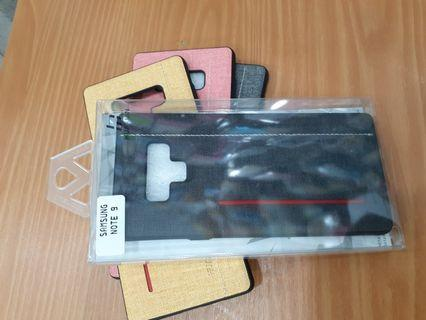 Case Samsung Note 9 with Card Holder