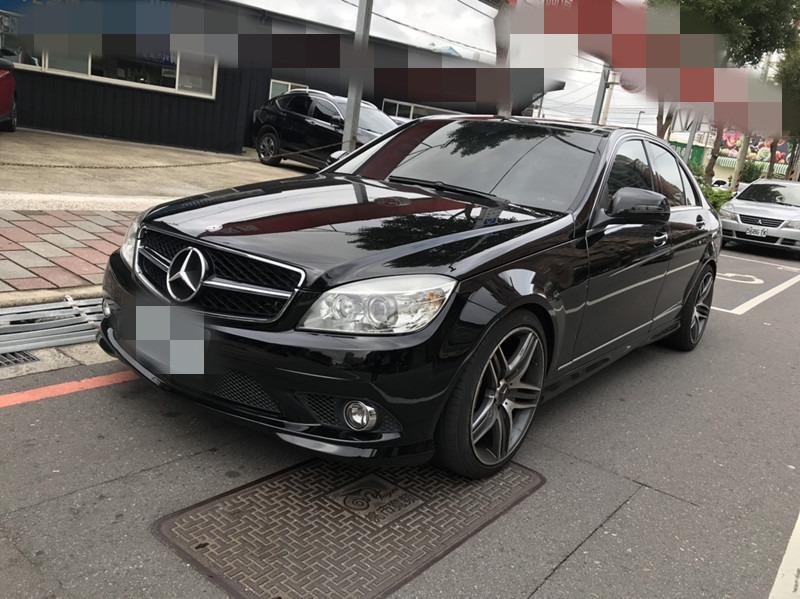 2008    C300      黑
