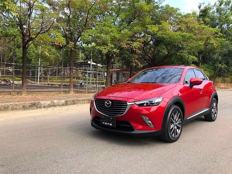 2017年Mazda CX3