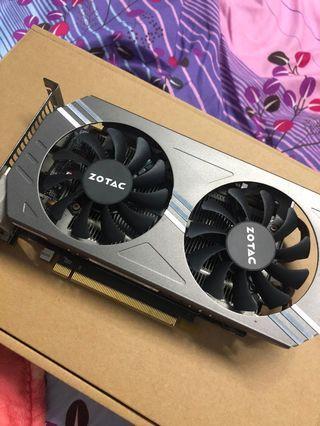 Zotac GTX 970 dual fan