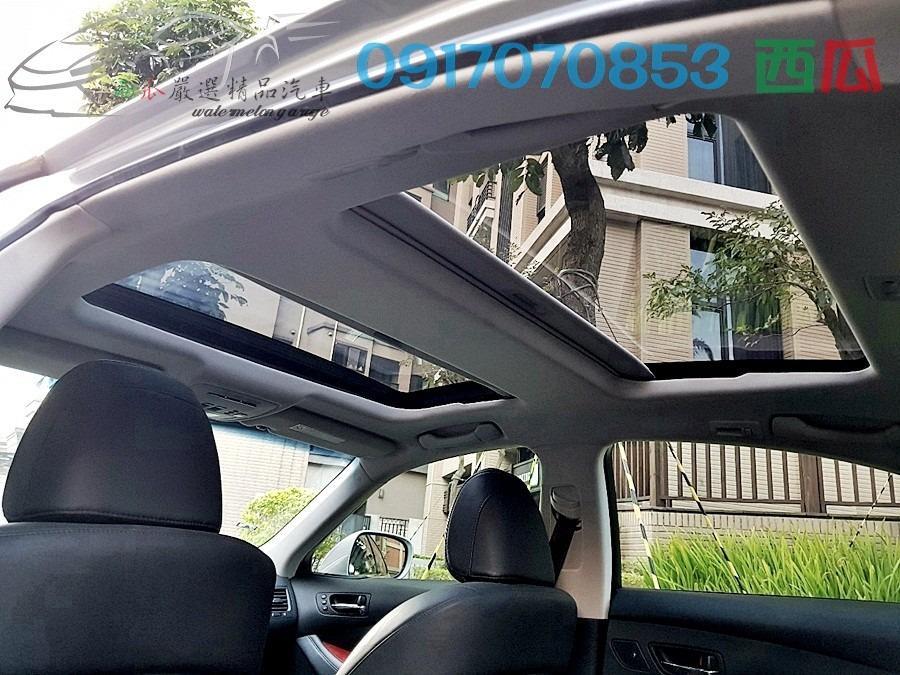 新車價225萬 頂級2009年式 凌志 ES350 可超貸20萬以上 一手董事長座駕 超顧車 內裝新