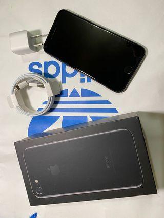 Apple iPhone7 曜石黑 128GB