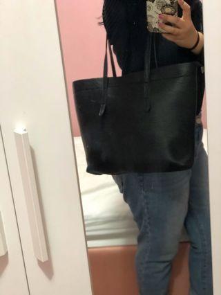 Vegan Leather Bag - Katherine Karambelas