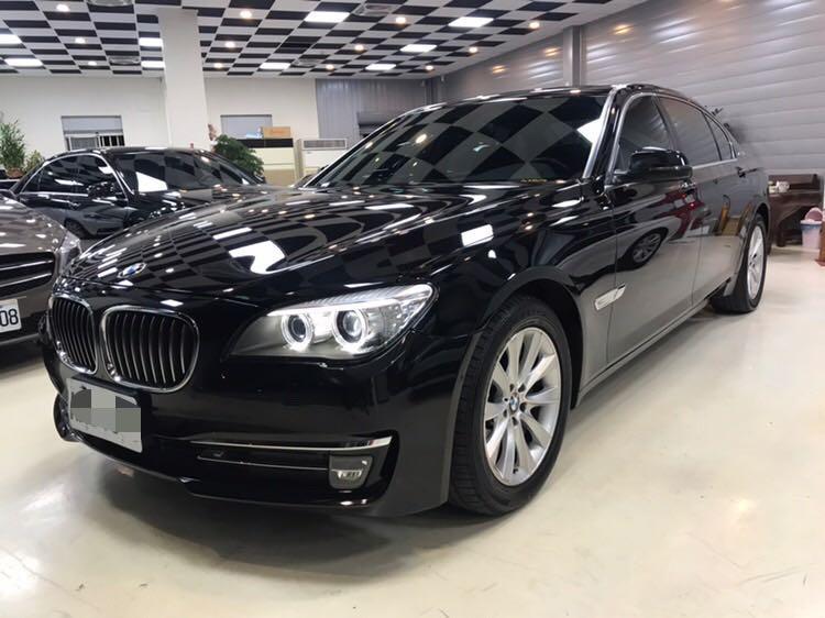 #740Li油電 BMW 2014-5年總代理