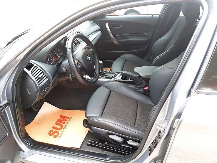 🎊限時跨年特惠價 *2009年款總代理BMW 120D M-SPORT版 德系柴油小鋼炮車款 一手車只跑10萬