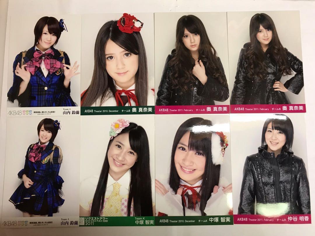 AKB48 生寫真