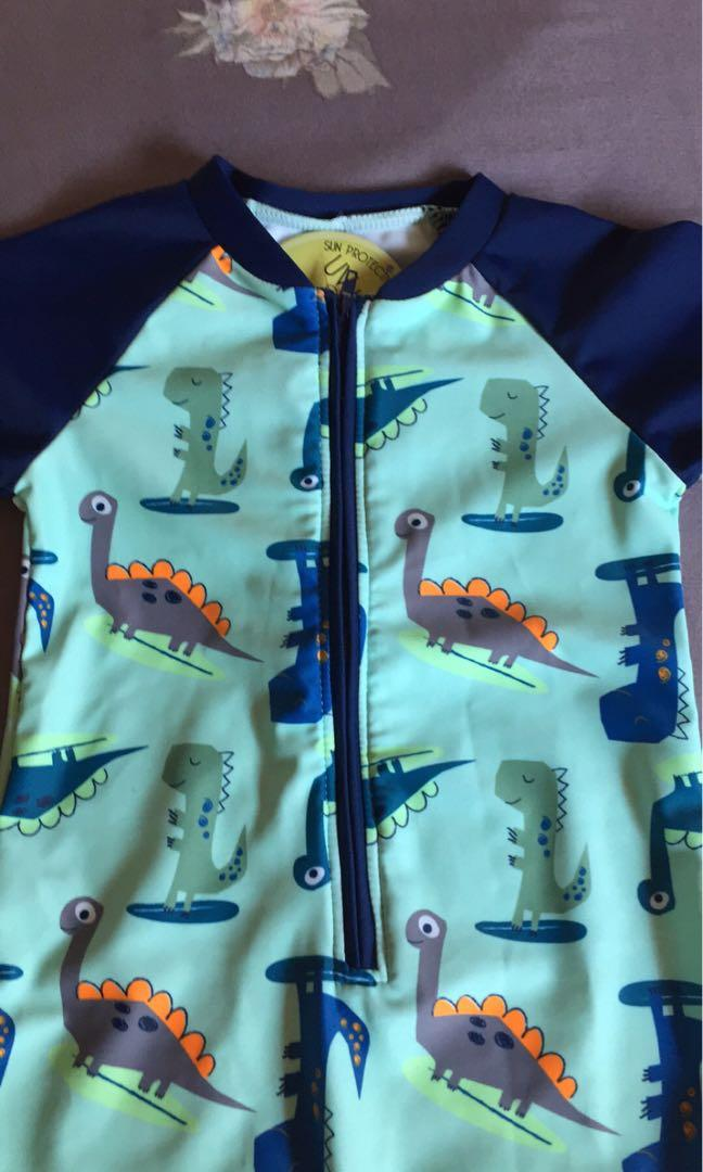 Brand new with tags Baby boy swimmers size 1 / 80cm