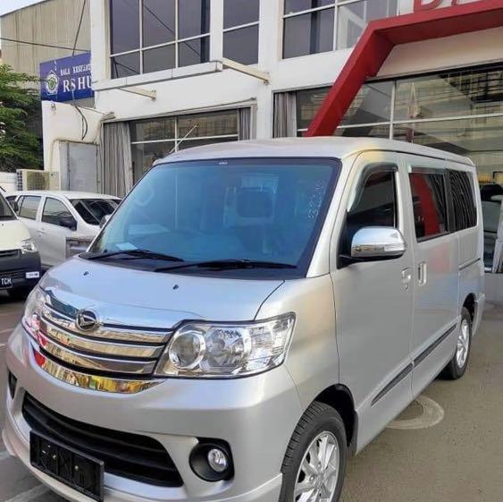 DP RINGAN Daihatsu Luxio mulai 14 jutaan. Daihatsu Pamulang