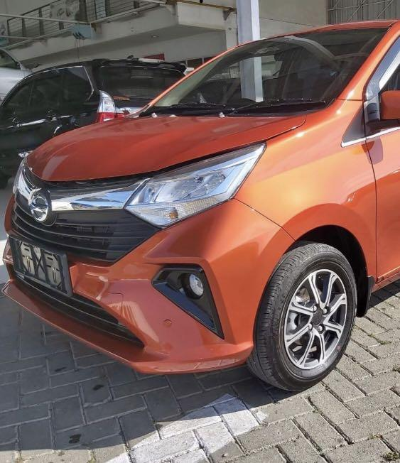DP RINGAN Daihatsu Sigra mulai 8 jutaan. Daihatsu Pamulang