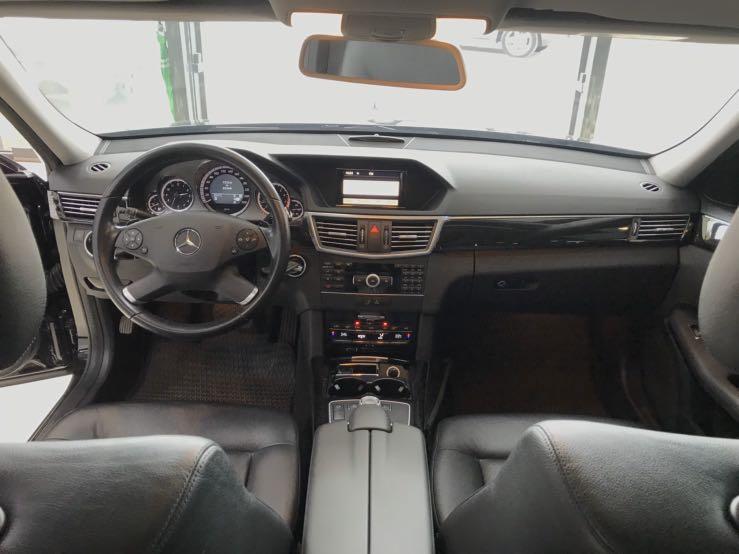 #E250-7速上排 BENZ 2011-12年總代理