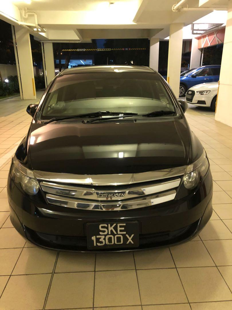 Honda Airwave 1.5 i-VTEC Skyroof (A)