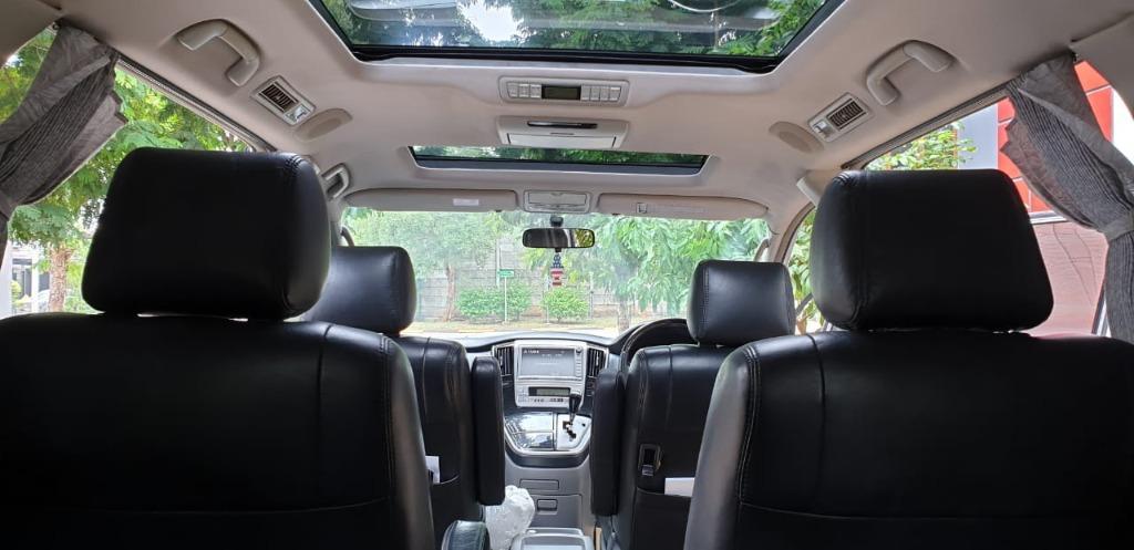 TURUN HARGA! Toyota Alphard 2.4G Tahun 2007 - Rp 178 Juta NEGO TIPIS