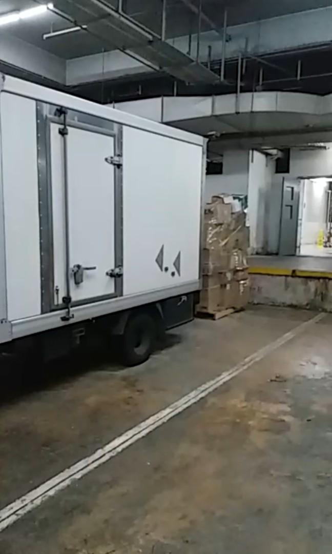KIA 雪櫃斗 貨車 ,有意可試車