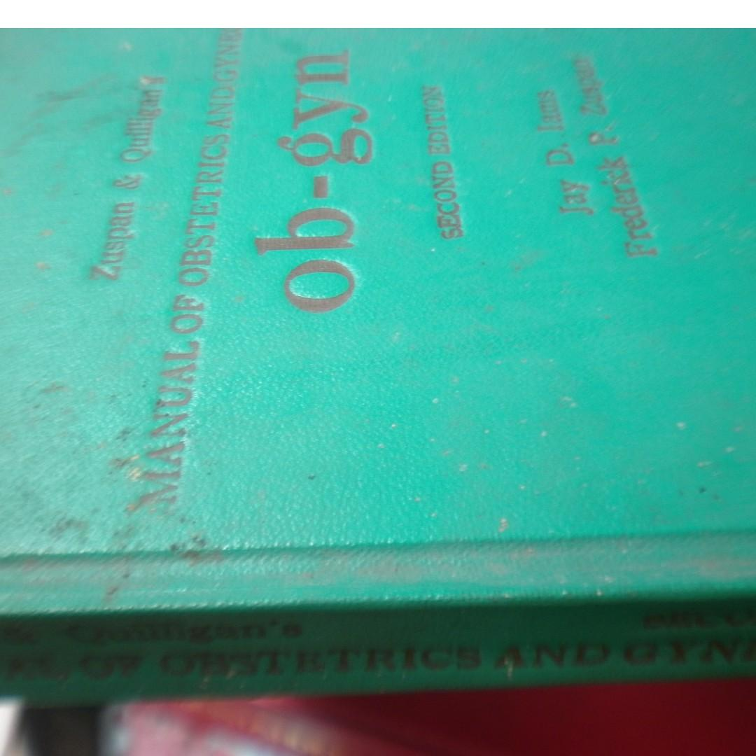 Manual of Obstetrics and Gynecology 2nd edition Medicine book for sale