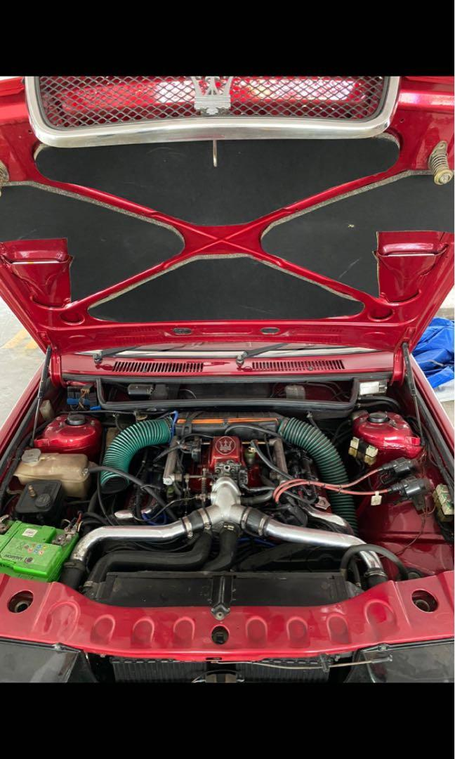 Maserati BiTurbo  222 Auto
