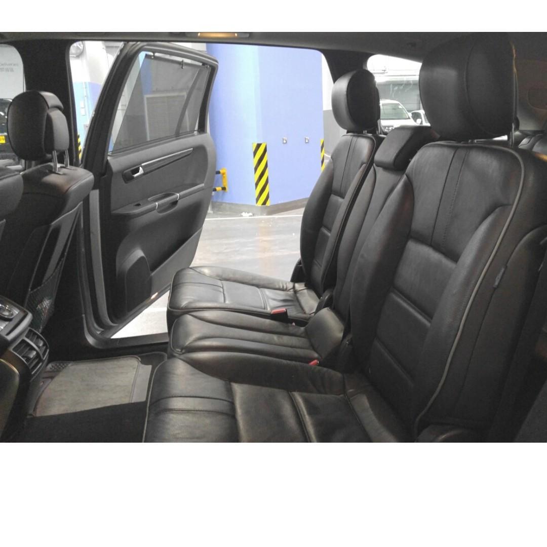 花車出租 MERCEDES-BENZ R350 Wedding Car
