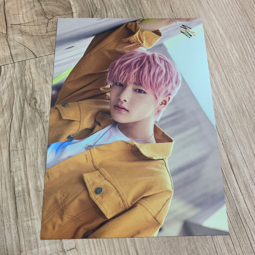 STRAY KIDS DISTRICT 9 OFFICIAL MERCH (Jeongin Random Photo)