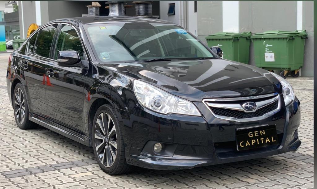 Subaru Legacy @ Free additional driver! Just $500 drive away!