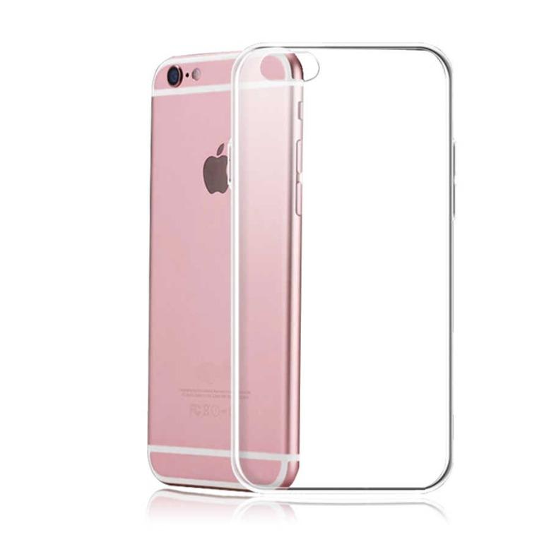 SWEET DEAL!! Soft Clear TPU Case for iPhone 6/6S and iPhone 6/6S Plus Back Cover