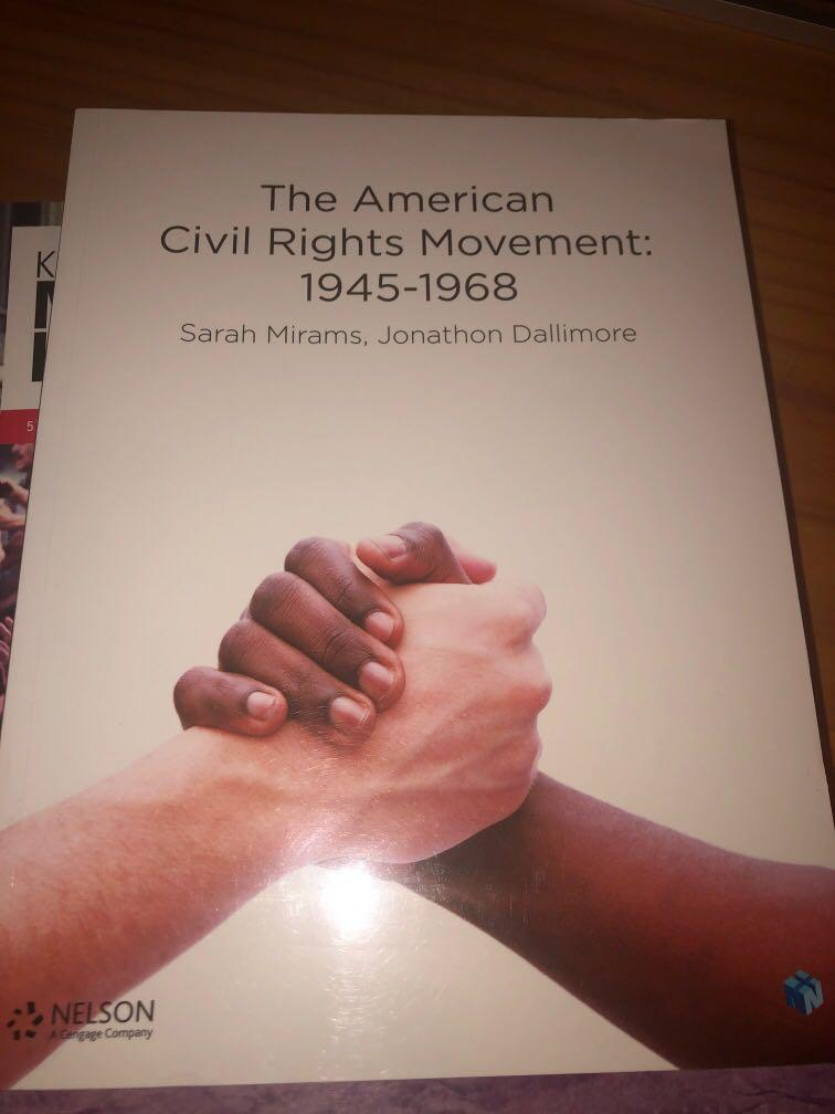 The American Civil Rights Movement 1945-1968 (Nelson)