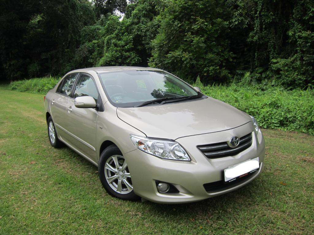 Toyota Altis for sale ! Monthly installment $750 / month ! $2000 Drive away !