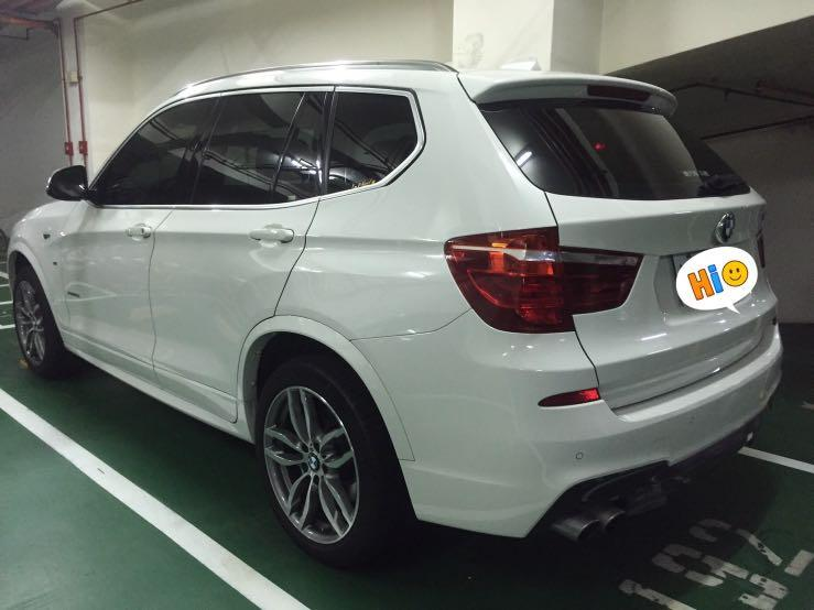 #X3 28i M版 BMW 2016年總代理