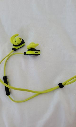 Bluetooth waterproof Monster Sport headphones