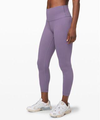 Lululemon Purple Luxtreme Leggings