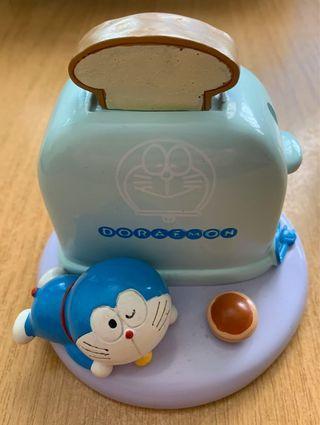 Doraemon Toaster Coin Bank