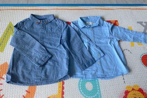 2x Zara tops