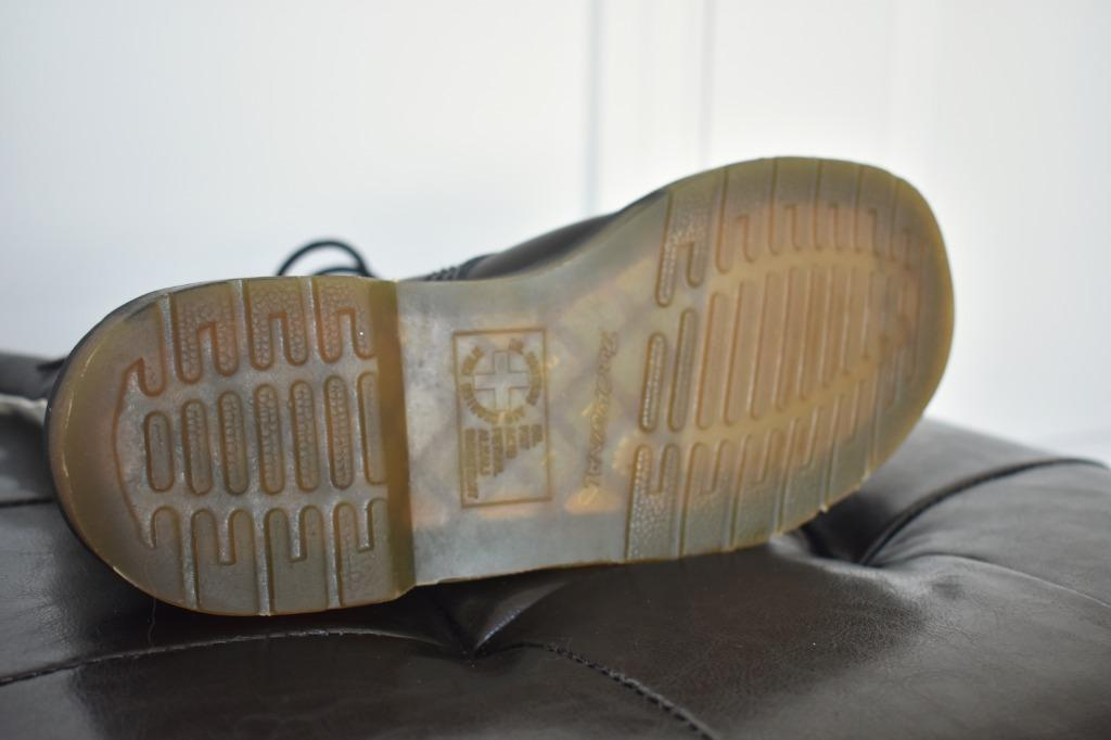 14 eye boot - Size UK6 US8 Dr. Martens x Guitar Hero Collab Tall